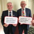 """Shadow Chancellor John McDonnell, Shadow Business Secretary Rebecca Long-Bailey back the launch of Labour Business """"Business Liaison Officer"""" initiative"""