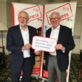 Jeremy Corbyn's message of support to Labour Business