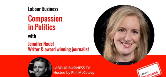Compassion in Politics – Jennifer Nadel