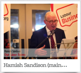 Welcome to the Annual Labour Business Dinner of 2016!