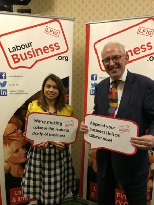 Tulip Siddiq MP supports Labour Business BuLO initiative