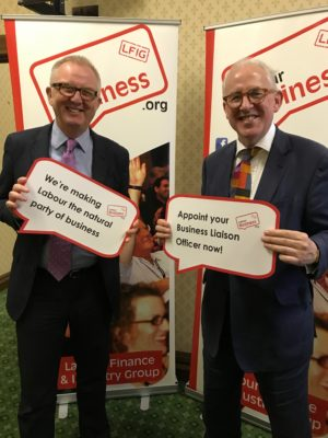Ian Austin MP, supports the Labour Business BuLO initiative