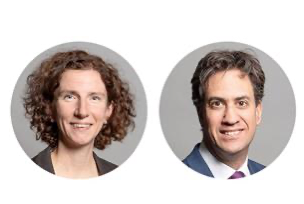 Virtual town hall with Anneliese Dodds, MP & the Rt Hon Ed Miliband MP – Monday 27th April at 11:00