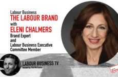The Labour Brand with Eleni Chalmers