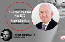 View from the Chair – May 2020