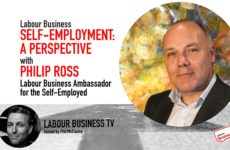 Philip Ross – The self-employed: A perspective.