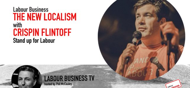 Crispin Flintoff – The New Localism