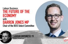 Darren Jones on the Future of the Economy