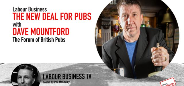 Dave Mountford – A New Deal for Pubs