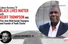 Geoff Thompson – Black Lives Matter