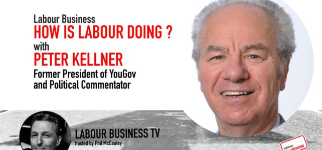 Peter Kellner: How is Labour Doing?