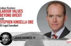 Stephen Kinsella – Labour Values Beyond Brexit