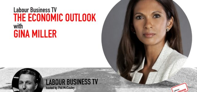 In Conversation with Gina Miller – The Economic Outlook