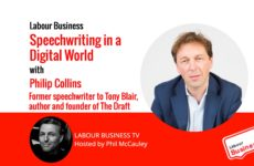 Philip Collins – Speechwriting in a digital world