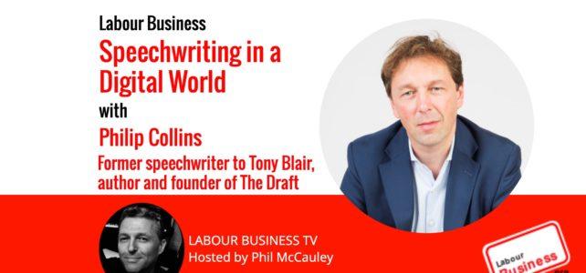 Philip Collins – Speechwriting in a digital world
